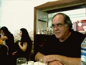 Jorge Machado-Dias à mesa