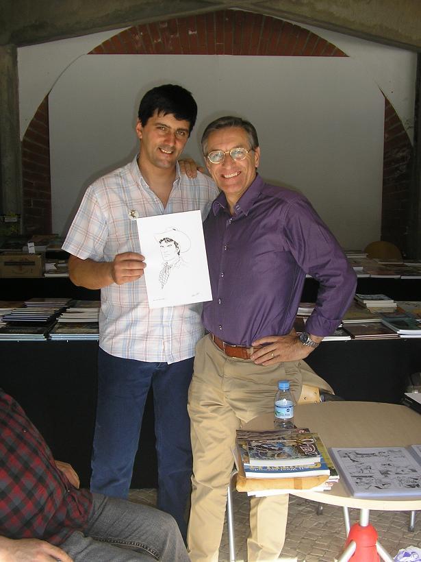 José Carlos Francisco e Fabio Civitelli