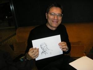 Marco Bianchini e os seus desenhos no FIBDA 2010 - C