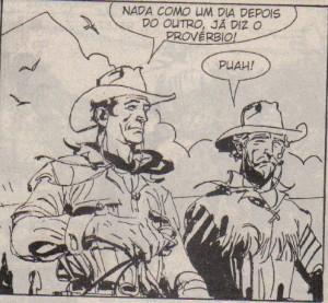 Tex nos traços de Ivo Milazzo