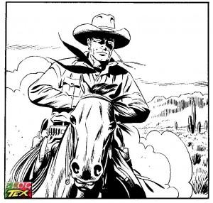 Tex por Rossano Rossi