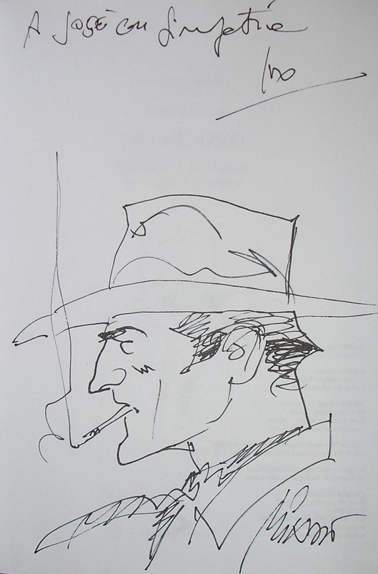 Original de Tex por Ivo Milazzo