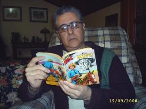 Paulo Ricardo Montenegro e El Muerto