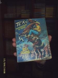 """Tex Willer 82 com a história """"Pat, o Irlandês"""""""