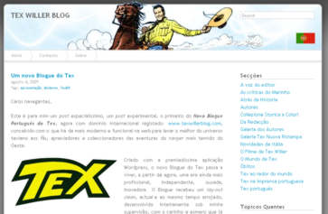 Blogue do Tex