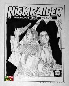 Capa Nick Raider