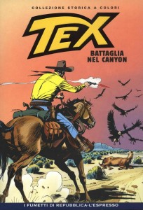 Collezione storica a colori, nº 58 – Battaglia nel canyon