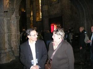 Fabio Civitelli e Tizziana Giorgini