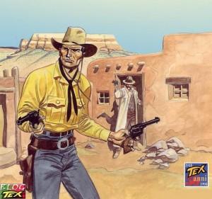 O Tex de Alfonso Font