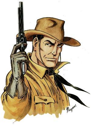 O Tex de Magnus