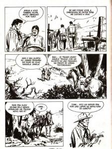 Página original de Caçada Humana