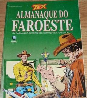 TEX ALMANAQUE DO FAROESTE (SN)