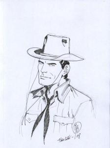 Tex Willer por Bianchini e Civitelli
