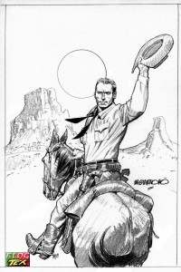 Tex por Corrado Mastantuono